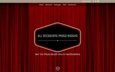 All Occasions Photo Booth Site