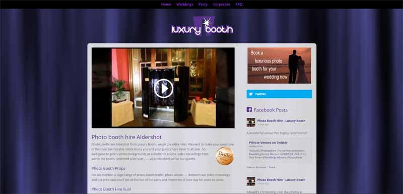Luxurybooth
