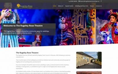 Rugeley Rose Theatre