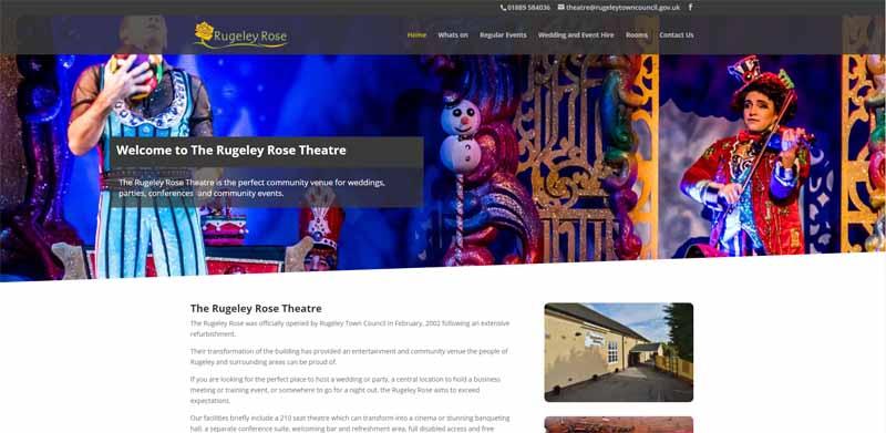 Rugeley Rose Theatre