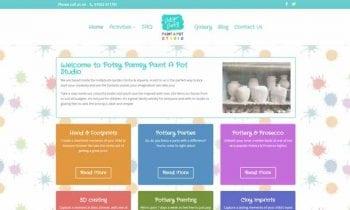 Potsy Pamsy Paint a Pot Studio