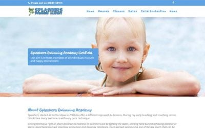 Splashers Swimming Academy Launch