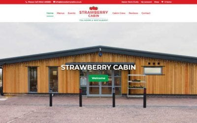 Strawberry Cabin