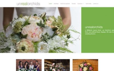unrealorchids website launch