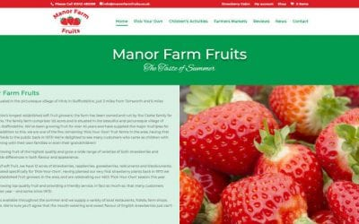 Manor Farm Re-Launch