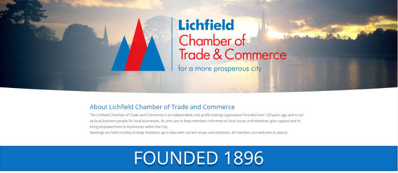 lichfield chamber of trade and commerce